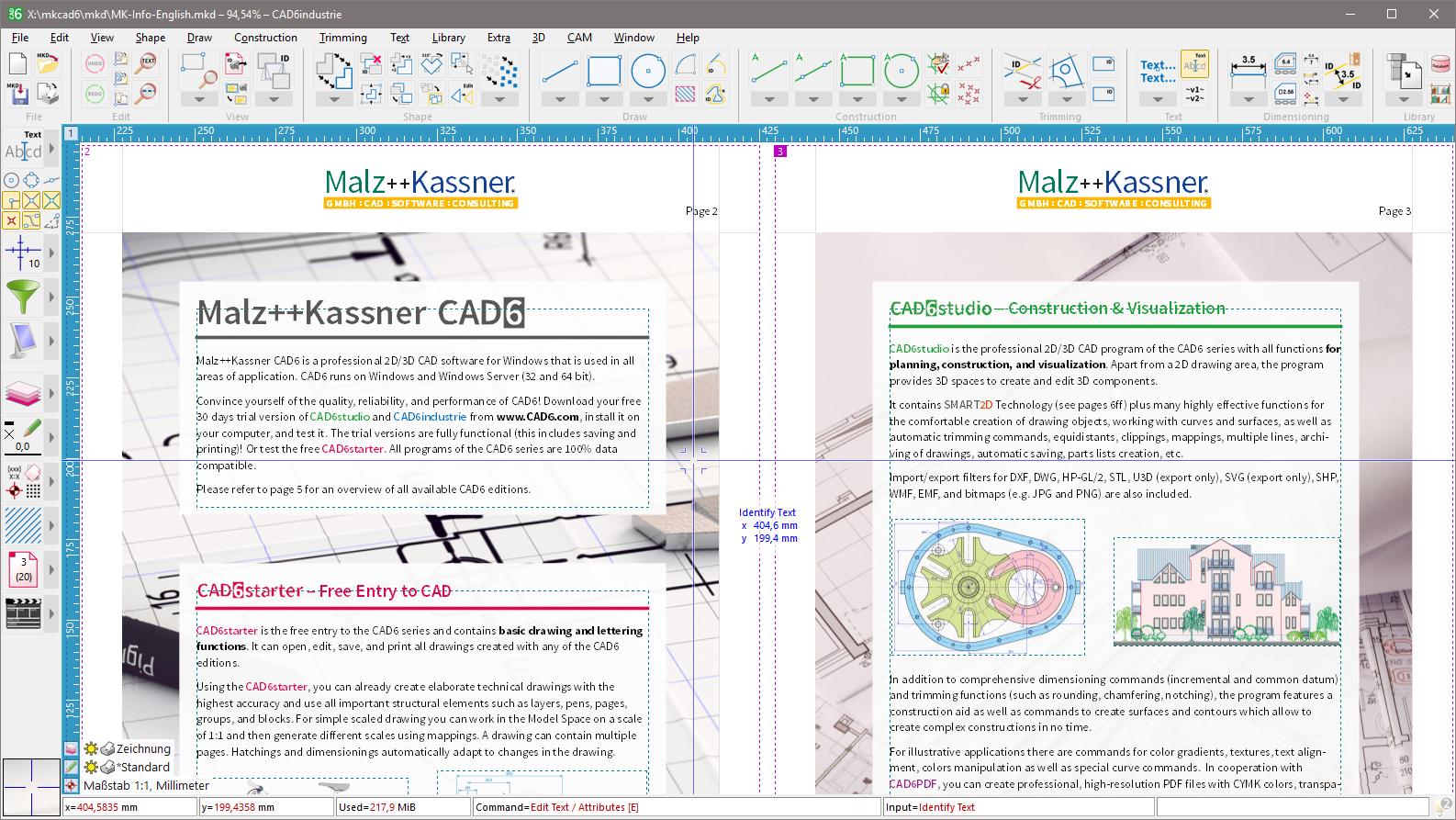 Malz++Kassner CAD6